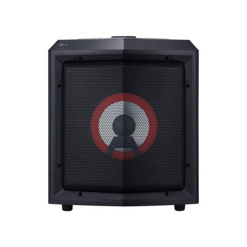 LG Portable Speakers 220 Wattage Black  OL45