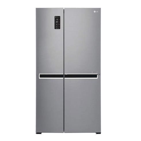 LG Refrigerator SBS 679 L Steel  LG  Steel 679 L